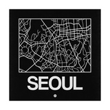 Black Map of Seoul