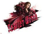 Captain America: Civil War - Scarlet Witch