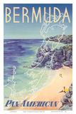 Bermuda - via Pan American World Airways