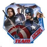 Captain America: Civil War - Team Captain America