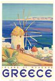 Greece - Island of Mykonos