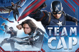 Captain America: Civil War - Team Captain America