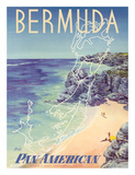 Bermuda - via Pan American World Airways