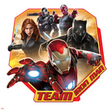 Captain America: Civil War - Team Stark  Team Iron Man