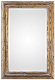 Davagna Gold Leaf Mirror