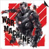 Captain America: Civil War - War machine