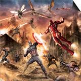 Captain America: Civil War - Captain America Vs Iron Man Choose a Side