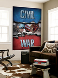 Captain America: Civil War - Captain America Vs Iron Man Choose a Side