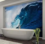 Surf Wave Wall Mural Papier peint