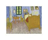 Bedroom at Arles  1889-90