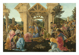 The Adoration of the Magi  ca 1478-1482