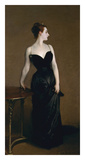 Madame X (Madame Pierre Gautreau)  1883