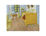 The Bedroom  1888