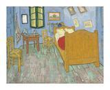 The Bedroom  1889
