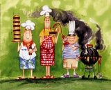 BBQ Chefs II