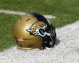 Jacksonville Jaguars Helmet
