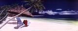 Secluded Beach II