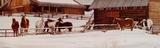 Wyoming Winter Morning