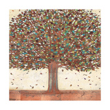 Copper Shimmer Tree