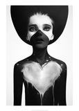 Hold On - Tiens bon Reproduction d'art par Ruben Ireland