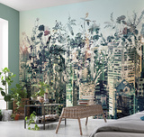 Urban Jungle Wall Mural