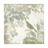 Damask Bird II