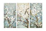 Triptych in Bloom