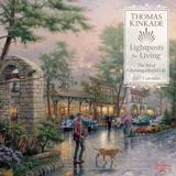 Thomas Kinkade Lightposts for Living - 2017 Calendar