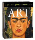 Art Page-A-Day Gallery - 2017 Boxed Calendar