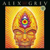 Alex Grey - 2017 Calendar
