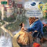 Thomas Kinkade: The Disney Dreams Collection - 2017 Calendar