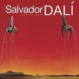 Dali - 2017 Calendar