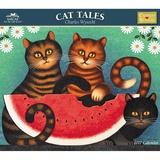 Charles Wysocki - Cat Tales - 2017 Calendar