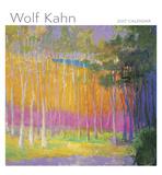 Wolf Kahn - 2017 Calendar