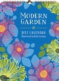 Modern Garden - 2017 Poster Calendar
