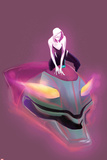 Spider-Gwen No4 Cover  Featuring Spider-Gwen and Green Goblin