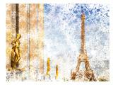 City Art Paris Eiffel Tower II