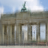 City Art Berlin Brandenburg Gate