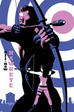 All-New Hawkeye No4 Cover  Featuring Hawkeye and Kate Bishop
