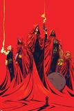 Illuminati No2 Cover  Featuring Enchantress  Titania  The Hood  Thunderball  Mad Thinker and More