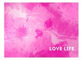 Emotional Art Love Life Reproduction d'art par Melanie Viola