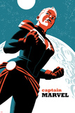 Captain Marvel No2 Cover