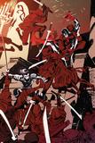 Daredevil No3 Cover  Featuring Daredevil and Blindspot