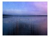 Scenery Art Finland Landscape Reproduction d'art par Melanie Viola