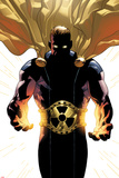 Squadron Supreme No1 Cover  Featuring Hyperion