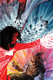 Panel  Featuring Scarlet Witch