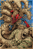 Spidey No2 Cover  Featuring Spider-Man and Sandman
