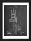 Gas Motor Engine Patent