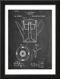Vintage Coffe Pot Patent