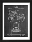 Antique Automobile Patent 1895